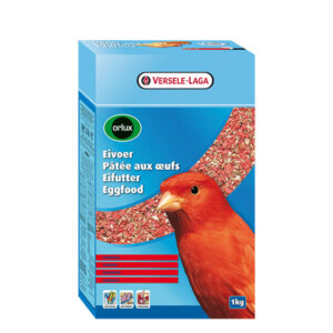 Orlux Eggfood Dry Red for Canaries 1kg