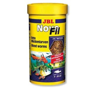 JBL NovoFil larve crvenog komarca smrznute u vakumu