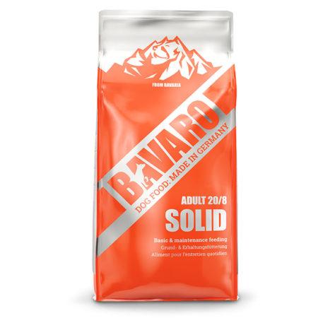 BAVARO SOLID ADULT 28/8  - 18 kg