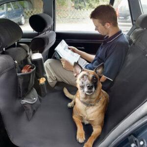 KARLIE Zaštitna presvlaka stražnjih sjedala - fleksibilna