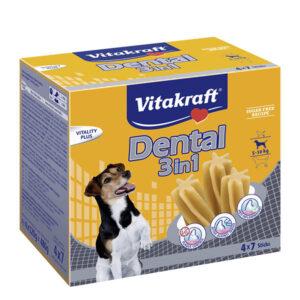 Vitakraft Multipack Dental 3u1, S, 5-10 kg