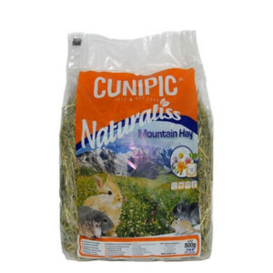 Cunipic Naturaliss Mountain Hay Multifloral 500g