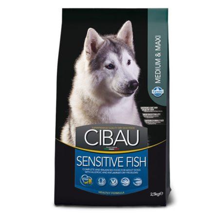 CIBAU Adult Sensitive Fish Medium & Maxi - za odrasle osjetljive pse srednjih i velikih pasmina