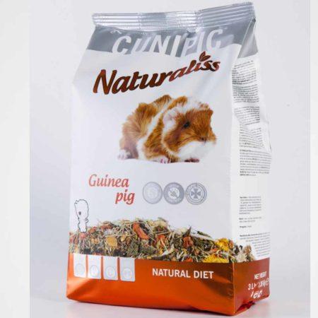 CUNIPIC Naturaliss Guinea Pig, hrana za zamorčiće, 1,36kg