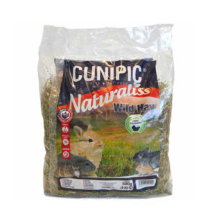 Cunipic Naturaliss Wild Hay 500g