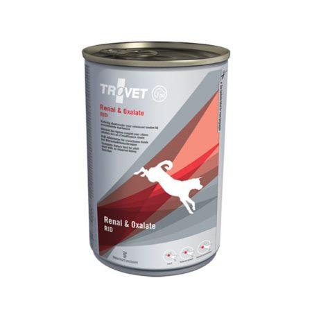 TROVET Renal & Oxalate | RID 6 x 400 g - za pse