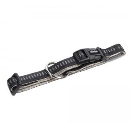 NOBBY OVRATNIK - Soft Grip 20/30cm/10 mm – crni