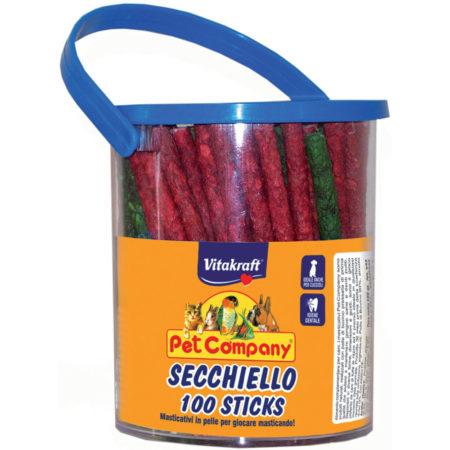 VITAKRAFT - žvakalice za pse u posudi mix 100 kom