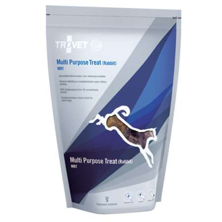 TROVET Multi Purpose Treat (Rabbit) | MRT - 400 g - za pse