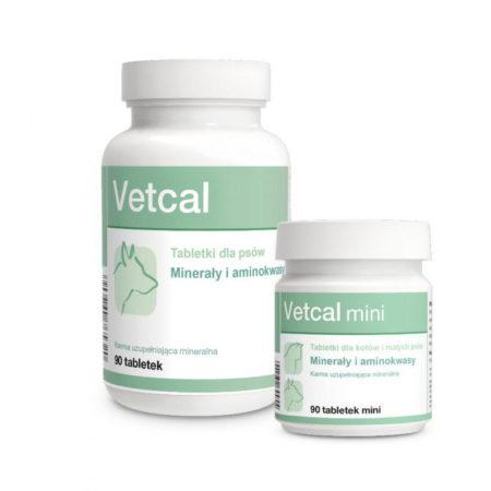 DOLFOS VETCAL- dodatak klasičnoj ili barf prehrani u tabletama