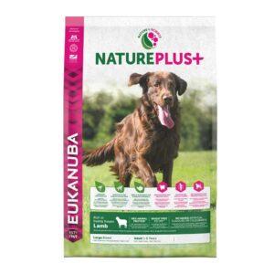 EUKANUBA NATURE+ sa smrznutom janjetinom za odrasle pse