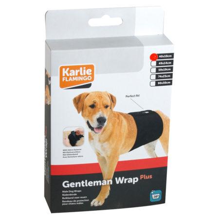 Higijenski steznik za muške pse