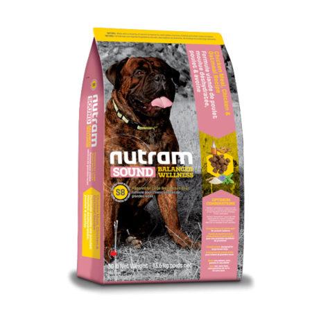 S8 Nutram Sound Balanced Wellness® - za odrasle pse velikih pasmina