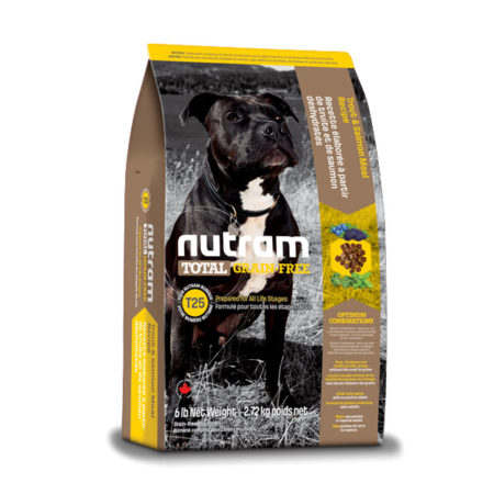 T25 Nutram Total Grain-Free® - Losos i pastrva