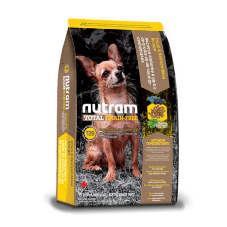 T28 Nutram Total Grain-Free® Losos i pastrva za male pasmine