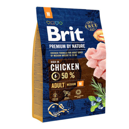 BRIT Premium by Nature Adult Medium Breed