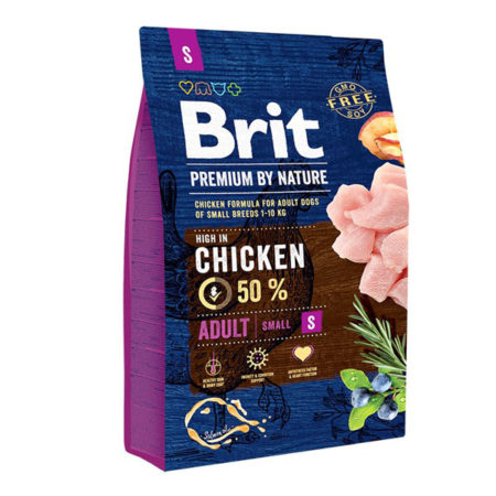 BRIT Premium by Nature Adult Small Breed