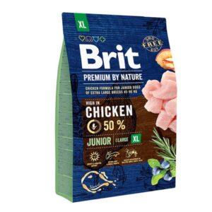 Brit Premium by Nature JUNIOR Extra Large Breed