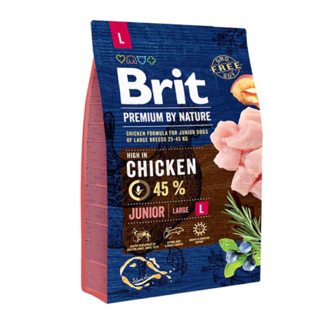 BRIT Premium by Nature JUNIOR Large Breed