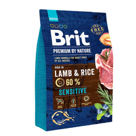 BRIT Premium by Nature Sensitive Lamb All Breed