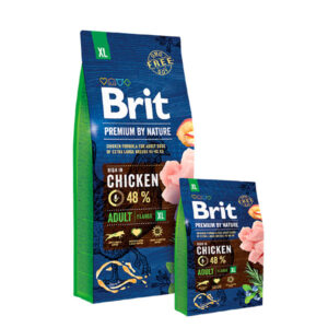 Brit Premium by Nature ADULT Extra Large Breed