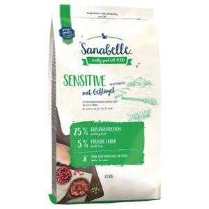 Sanabelle Sensitive s peradi
