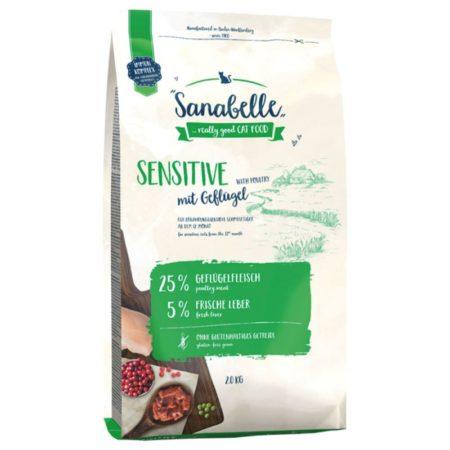 Sanabelle Sensitive s peradi 10 kg