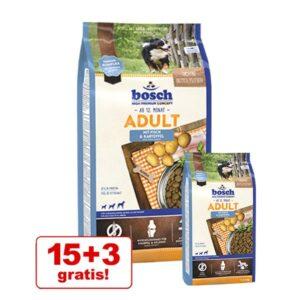Bosch HPC Adult s ribom i krumpirom