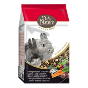 5* Menu Dwarf Rabbit Sensitive 2,5 kg