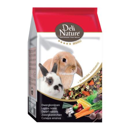 5* Menu Dwarf Rabbits