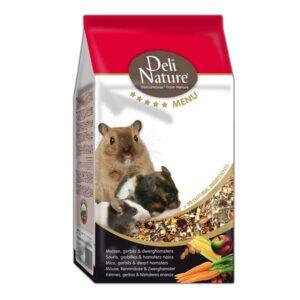 5* Menu Mouse, Gerbil & Dwarf Hamster