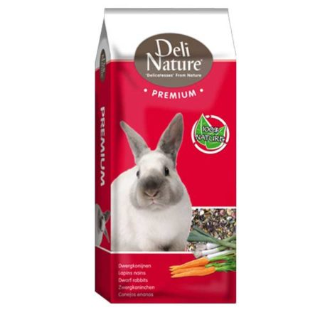 Premium Dwarf Rabbits Sensitive 15 kg BREEDER