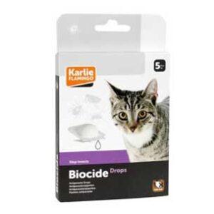 BIOCIDE ampule za mačke 5 kom