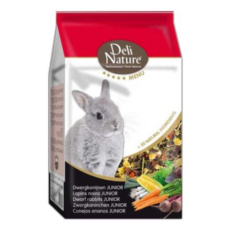 5* Menu Dwarf Rabbits Junior