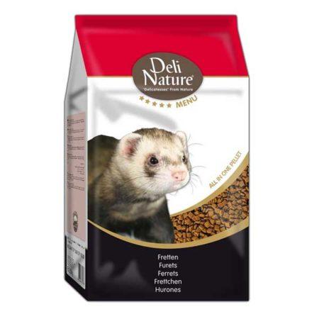 5* Menu Ferrets - super premium hrana za tvorove