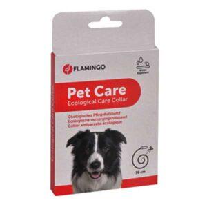 PET CARE ekološka ogrlica za pse 70 cm