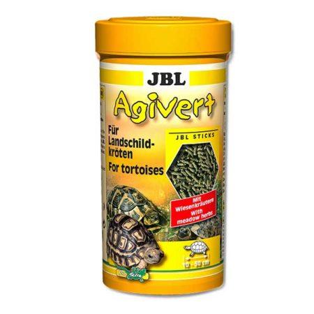 JBL Agivert - hranjivi štapići od povrća za kornjače