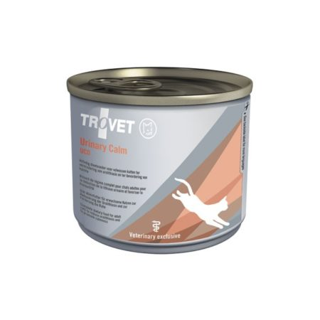 TROVET Urinary Calm | UCD  12x200g - za mačke