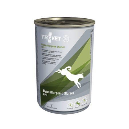 TROVET Hypoallergenic (Konjetina) | HPD 6 x 400 g - za pse