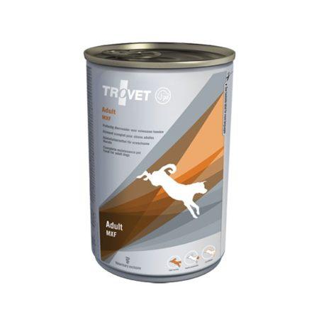 TROVET Adult | MXF 6 x 400 g - za pse