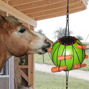 TERAPIJSKA LOPTA za konje