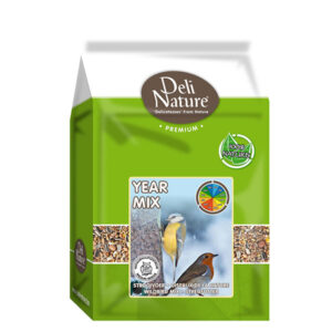 Deli Nature Wildbird Year Mix