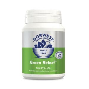 Dorwest Zeleno olakšanje 100tbl.
