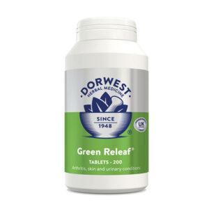 Dorwest Zeleno olakšanje 200tbl.