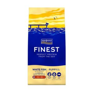 Fish4Dogs Finest White Fish Small Puppy 1,5kg