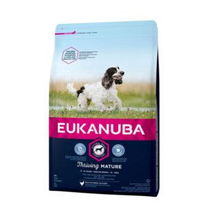 Eukanuba Mature/Senior Medium Breed