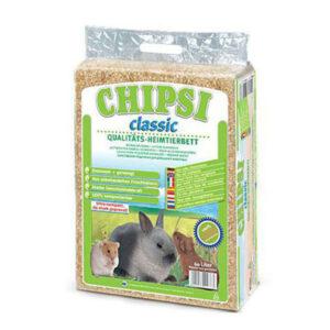 CHIPSI Classic Piljevina za glodavce 3,2kg (60l)