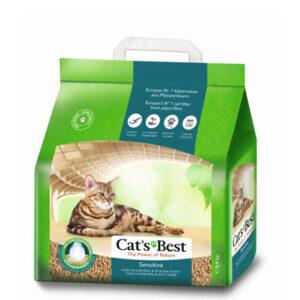 Cat's Best Sensitive 8lit./2,9kg