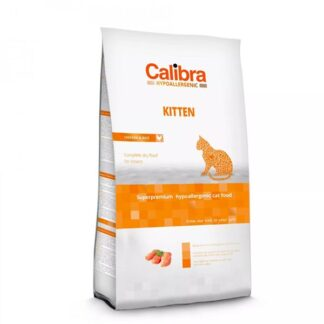 Calibra Cat Hypoallergenic Kitten Chicken 400g