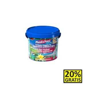 JBL PHOSEX POND FILTER 500g (1l) -20% gratis